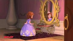"""An new song from the Disney Junior's special, Sofia The First: Once Upon a Princess. Sofia is our very first """"princess in training"""", here you can see she's f. Disney Junior, Disney Pixar, Disney Songs, Disney Frozen, Princess Songs, Princess Sofia The First, Barbie Movies, Thomas The Tank, Song One"""