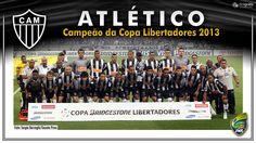 Papel de Parede - Atletico Mineiro Campeão Libertadores