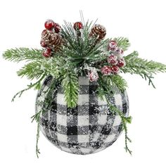 Fabric Christmas Ornaments, Christmas Crafts For Gifts, Outdoor Christmas Decorations, Farmhouse Christmas Ornaments, Buffalo Plaid Christmas Ornaments, Country Christmas Ornaments, Christmas Craft Projects, Quilted Ornaments, White Ornaments
