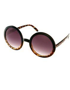 Asos round sunglasses - 1940s inspiration