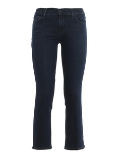 J BRAND SELENA ECO WASH CROP BOOT JEANS. #jbrand #cloth Jean Crafts, Fashion Branding, J Brand, Cropped Jeans, World Of Fashion, Luxury Branding, Selena, Jeans And Boots, Skinny Jeans