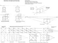 Jon Messer's Perspective Class: Geometry p1