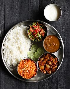 Are you trying hard to cook a healthy, tasty and balanced meal day after day. A well rounded off platter consists of dishes with tasty combinations, all nutrients covered and easy to cook. here is my lunch menu idea series that will help beginner cooks plan their menu with ease. This week's feature is a simple south Indian menu!  http://cookclickndevour.com/lunch-menu-ideas-1-simple-south-indian-lunch