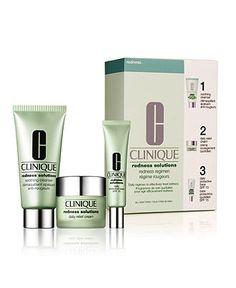 Clinique Redness Solution Redness Regimen - Makeup - Beauty - Macy's