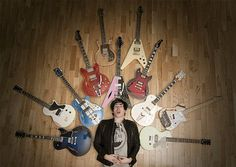 Josh Ramsay and a lot of beautiful guitars Emo Bands, Music Bands, Marianna Trench, Josh Ramsay, Canadian Boys, Face The Music, Memphis May Fire, Sam And Cat, Icarly