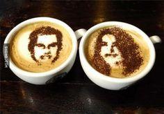 Kahve Süsleme
