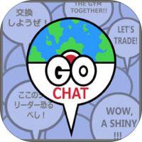 Chat for Pokemon Go - GoChat by Jonathan Zarra