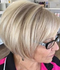 nice 15 Short Hairstyles for Women Over 50