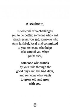Soulmate and Love Quotes : QUOTATION – Image : Quotes Of the day – Description Soulmate and Love Quotes : QUOTATION – Image : Quotes Of the day – Description NOT my husband Sharing is Power – Don't forget to share this quote ! Sharing is Power – Don't . Soulmate Love Quotes, Love Quotes For Him, True Quotes, Quotes To Live By, Best Quotes, Soul Mate Quotes, Quotes About Soulmates, I Choose You Quotes, Romantic Quotes For Husband