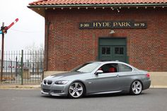 / Official Space Gray coupe grey with red interior silver E92 335i, Bavarian Motor Works, Bmw 3 Series, Red Interiors, Bmw Cars, New Toys, Cars Motorcycles, Super Cars, Convertible