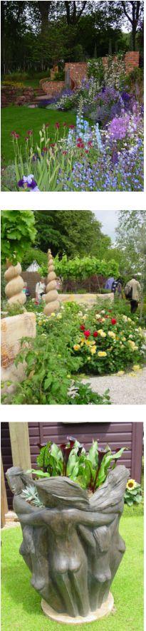 sensory garden plans - Google Search | Sensory garden ideas ...