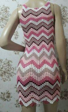 Fabulous Crochet a Little Black Crochet Dress Ideas. Georgeous Crochet a Little Black Crochet Dress Ideas. Bikini Crochet, Crochet Blouse, Crochet Lace, Crochet Shawl, Crochet Designs, Artisanats Denim, Crochet Summer Dresses, Diy Crafts Crochet, Stitches