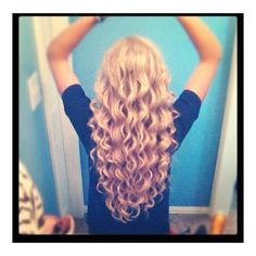 perfect curls!