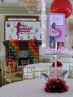 iphone+centerpieces | what s your color iphone centerpieces by balloon artistry