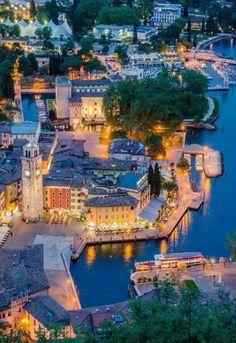 Riva del Garda. Italy