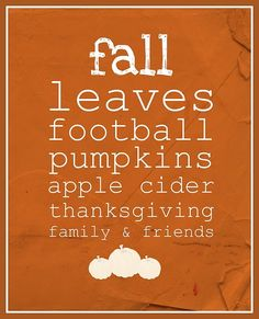 Fall Autumn Home