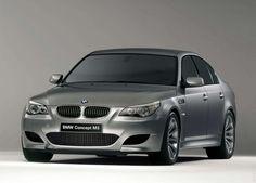 2004 BMW Concept M5