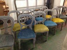 Eetkamer stoele