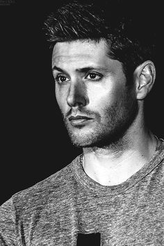 Jensen Ackles, everybody. What is that eyebrow thing you're doing because it's killing me...