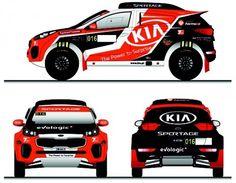 Rali de Reguengos 2016: Stylauto inscreveu o novo KIA Sportage