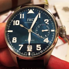 Beautiful Blue | Forum | IWC Schaffhausen