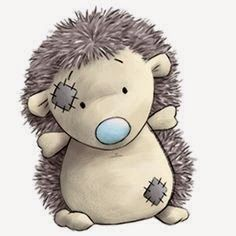 Konker, the carefree Hedgehog - Tatty Teddy Friends Tatty Teddy, Teddy Bear, Fuchs Illustration, Cute Illustration, Hedgehog Illustration, Cute Images, Cute Pictures, Baby Pictures, Animal Drawings