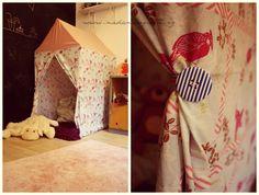 Madame Coquette: holčičí skrýše Sewing Tips, Sewing Hacks, Toddler Bed, Furniture, Home Decor, Child Bed, Decoration Home, Room Decor, Home Furnishings