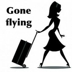 Gone flying