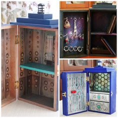 These TARDIS Jewelry Boxes Can Be Customized For Your Favorite Doctor