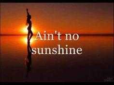 Joe Cocker - Ain't No Sunshine YouTube