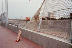 Guy Bourdin - Charles Jourdan - Walking Legs - 1979