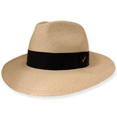 3776396410f82 Borsalino Wide Brim Panama Fedora
