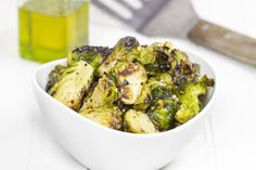 Grilled Brussels Sprouts are coated with lemon, olive oil, and other seasonings. You won't be able to stay away!