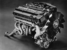 100 Years BMW: S38B36 Engine BMW E34 M5