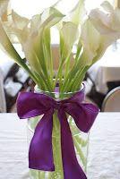 Bridal Shower Centerpieces