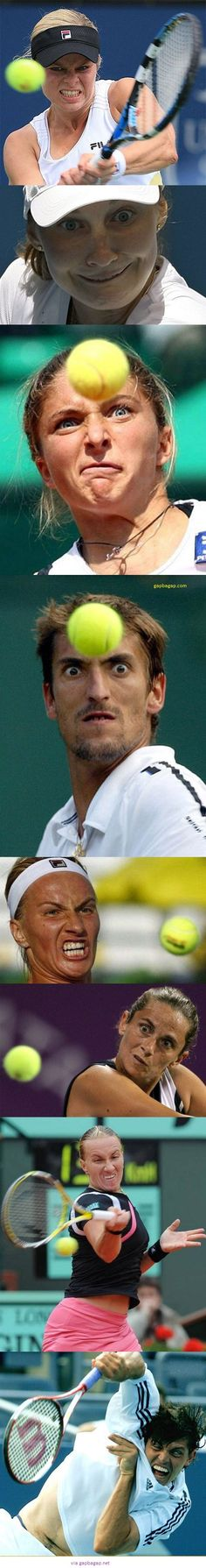 Funny Pictures Of Tennis Players
