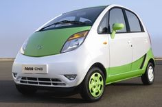 Tata Nano's Diesel & CNG Versions likely to Launch in 2013