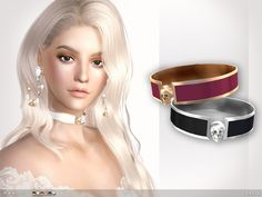 Sims 4 CC's - The Best: Panic Choker by Toksik