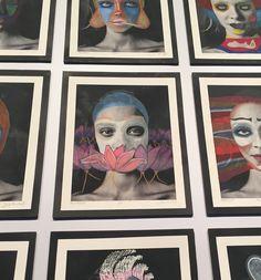 Nathalie Edenburg – Exposição SPFW 2016