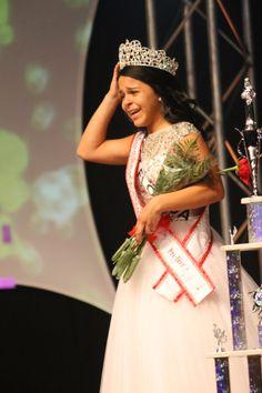 2013-2014 National American Miss Pre-Teen Alexis Delgado