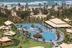 Vila Gale Cumbuco #Resort is Located in Ceará, The Hotel Vila Galé Cumbuco is only 33km from the Fortaleza International Airport, For more http://www.hotelurbano.com.br/resort/vila-gale-cumbuco-resort/2084