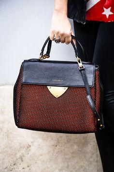 Borsa Coccinelle_blog la Pinella bag, bags, сумки, bloghandbags.blogspot.ru