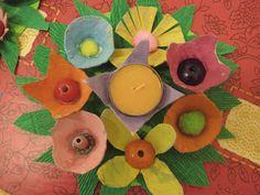 Centrotavola pasquale | COCO...tra coccole e colori...
