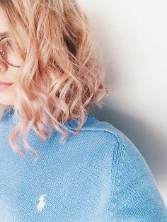 #blonde #hair #blue #ralphlauren #short #cut #curly