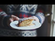 Apple-Loaded Italian Cake - Hortus Natural Cooking - YouTube