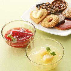 <兵庫県>神戸の洋菓子店「レーブドゥシェフ」自慢のゼリー&クッキー。【サマータイムギフト】