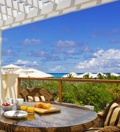 Lunch is served: Turks and Caicos