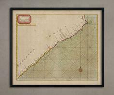 The Coast of Orixa & Galconda