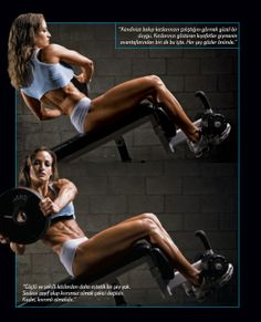 Abs: Decline Weighted Twist (Russian Twist) Weight 5-10lbs  10-15 Reps 2-3 Sets