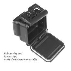Électronique Plat Firm BoîTier éTanche Accessoire de Sauvegarde pour Camã©Ra daction de Sport WiFi SJcam M10 M10 PC Sturdy Caméras embarquées